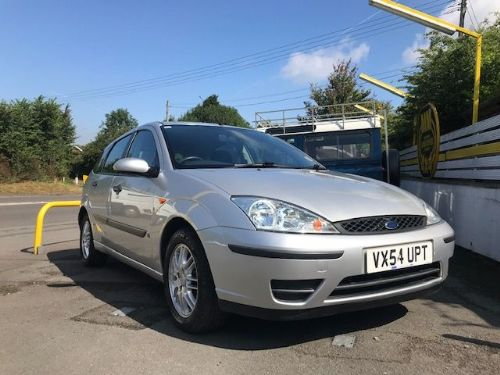 ***SOLD***Ford Focus LX 1.6 Petrol 2004***SOLD***